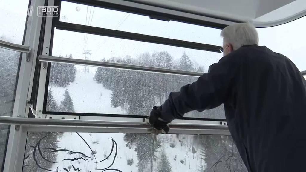 Ein Verein will das Skigebiet Klewenalp retten