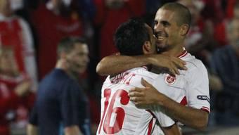 Eran Zehavi trifft in der Champions League mit einem Traumtor