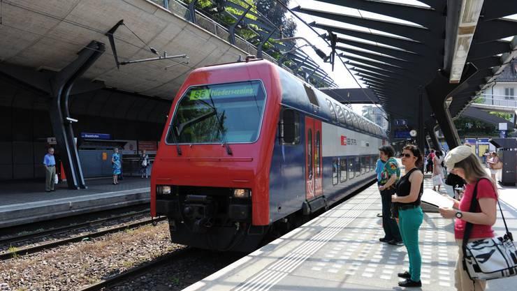 Bahnhof Stadelhofen (Themenbild).
