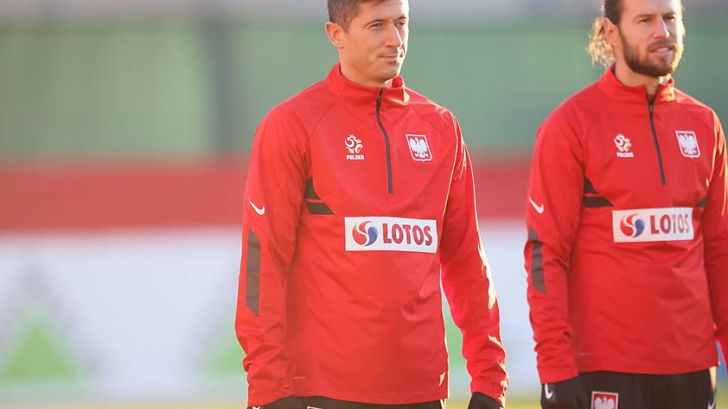 Lewandowski muss einige Tage pausieren