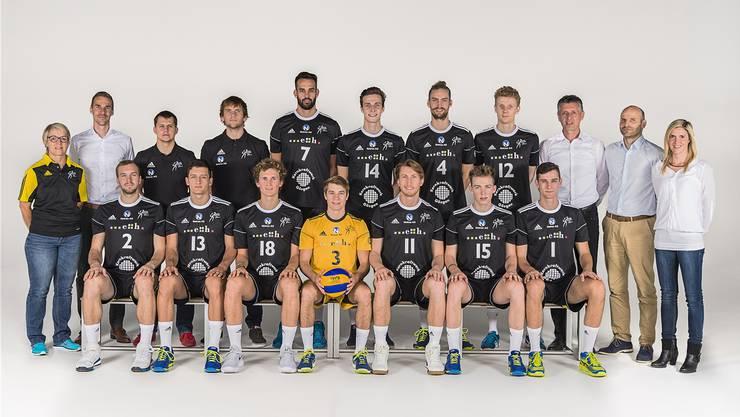 Nach fünf Siegen in Folge verliert ein schwaches Volley Schönenwerd zu Hause gegen Chênois Genève deutlich mit 0:3.