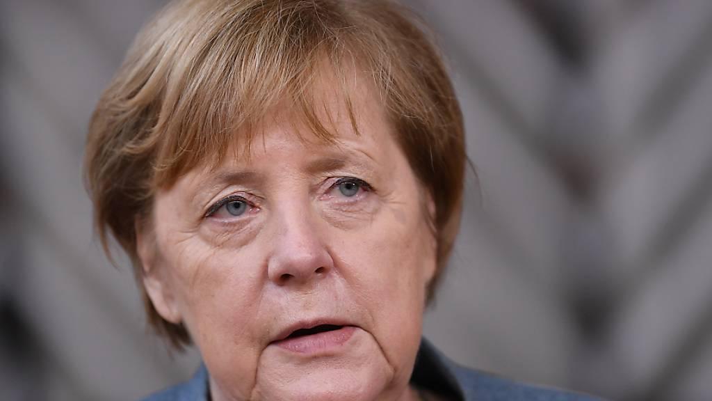 Merkel wirbt um Zustimmung für Kompromiss im EU-Haushaltsstreit