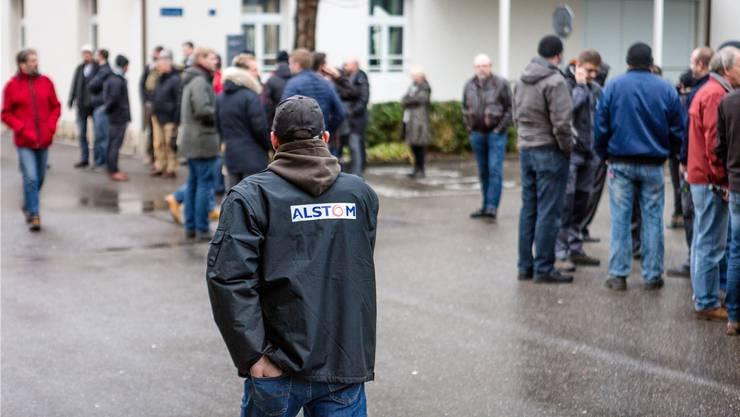 Die geplanten Entlassungen sorgen bei Mitarbeitern für Unsicherheit – und auch beim Badener Gewerbe.