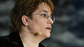 Magdalena Martullo-Blocher leistet mit Ems einen Beitrag, damit Ungelernte den Weg in den Arbeitsmarkt finden. (Archiv).