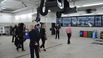 Eröffnung VW Center in Schlieren