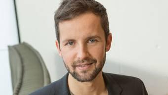 Meisterflorist Philipp von Arx stand die letzten Wochen im Dauereinsatz.