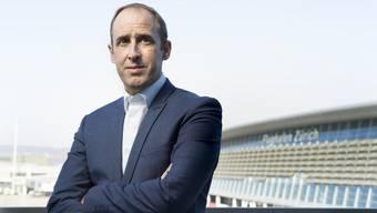 Stephan Widrig (48) leitet den grössten Schweizer Flughafen.