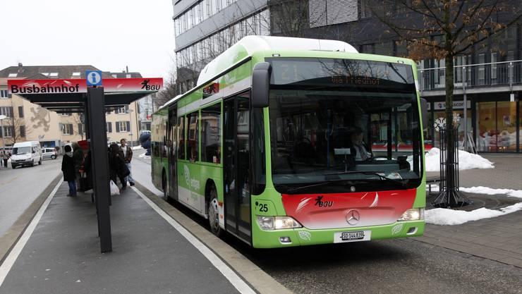 Der Busbetrieb Grenchen und Umgebung AG (BGU) wird künftig auch an Feiertagen im Werktagtakt verkehren.