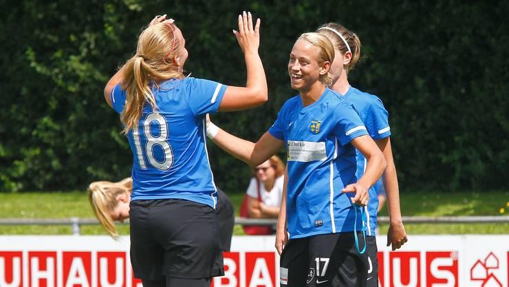 Dem FC Schlieren fehlen nur noch drei Punkte für den Ligaerhalt in der NLB.