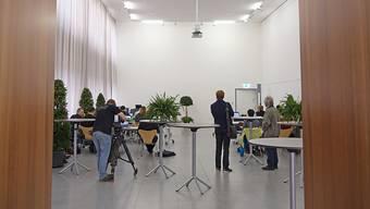 Für die Stadtratsersatzwahlen am 23. August verzichtet die SVP auf eine eigene Kandidatur. Wen sie unterstützen wird, ist noch offen. (Archivbild)