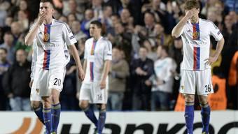 FC Basel gegen Chelsea