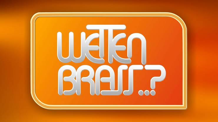 """Wetten Brass - das diesjährige Motto des Unterhaltungsevents """"Bsteck&Musig"""""""