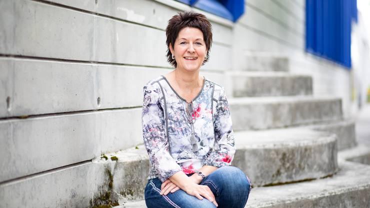 Sandra Kolly, CVP.