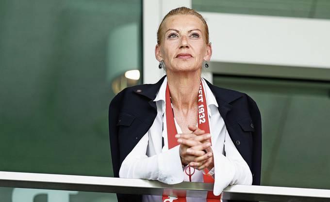 Ruth Ospelt war sechs Jahre lang Präsidentin des FC Vaduz, ehe sie im September 2019 zurücktrat.