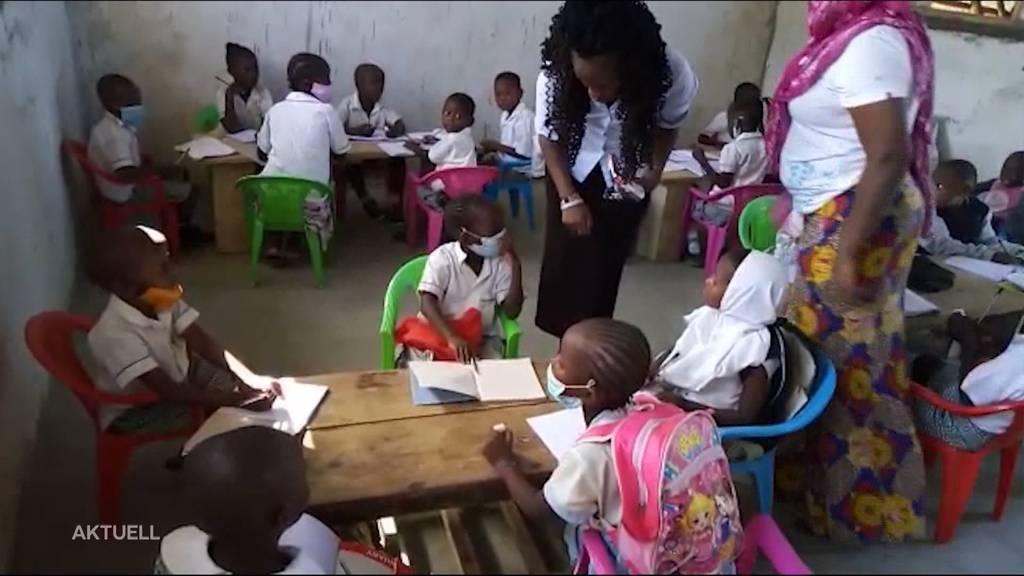 Hilfsprojekt: Familie Mathys will mit Hilfe von Spenden Kindern in Kenia helfen