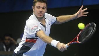 Sieg für Stanislas Wawrinka gegen Andreas Seppi