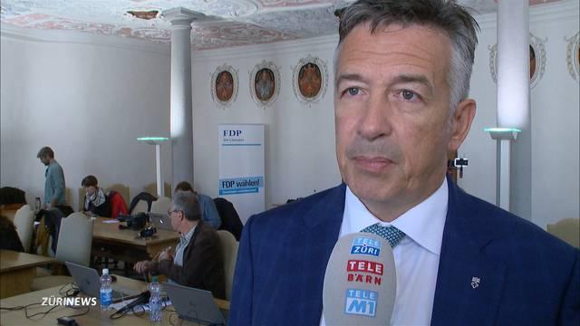Erster FDP-Mann als Bundesratskandidat