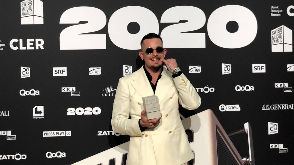 Swiss Music Awards: Das sind die Gewinner