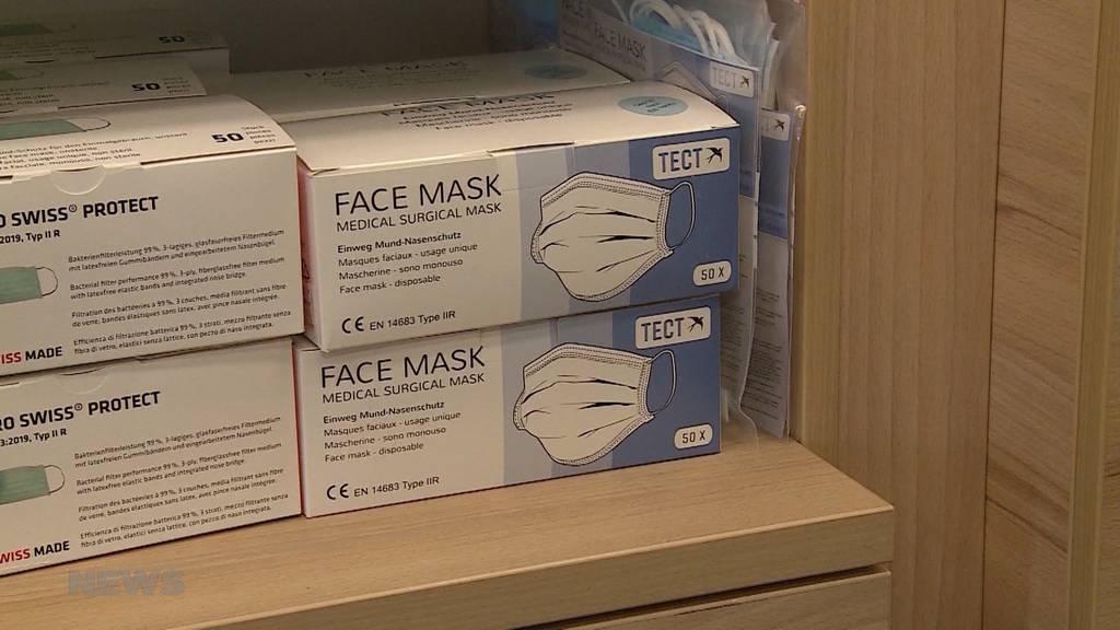 Coronavirus: Verkauf von FFP2-Masken boomt