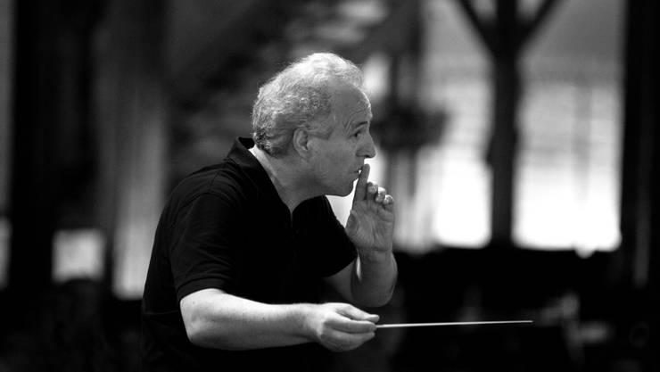 Manfred Honeck hat als stiller Schaffer den Schritt aufs Dirigentenpodium gewagt.