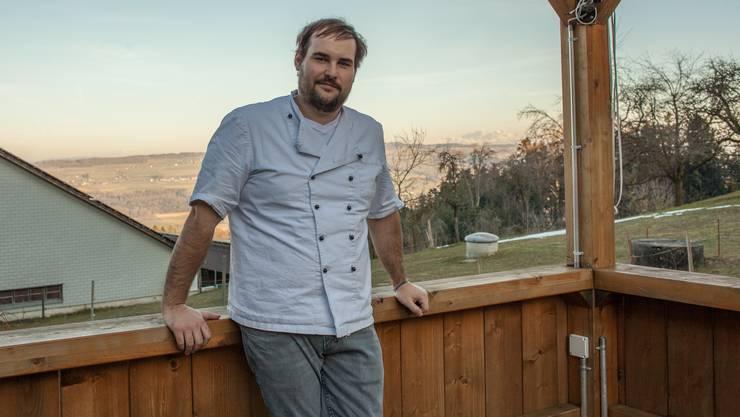 Der Schweizer Ettore Nino Panciotto ist in Argentinien aufgewachsen und für den Homberg eingewandert.