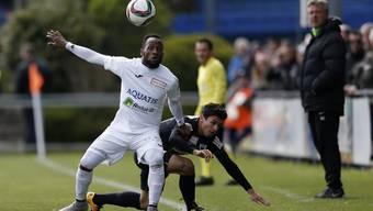 Le Mont - FC Aarau, 24.04.2016
