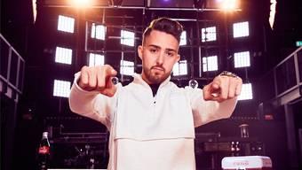 Der Sulzer Rapper Lepardo ist einer der zwölf Halbfinalisten des diesjährigen «My Coke Music Soundchecks». zvg