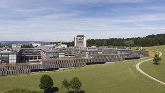 Der ETH Campus Hönggerberg wurde in den 1960er-Jahren gebaut. Nun soll er massiv vergrössert werden. (Archiv)