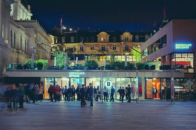"""Das Bernhard Theater gilt als Geburtsort des Schweizer Volkstheaters und wird im Volksmund liebevoll """"Fleischkäse"""" genannt."""