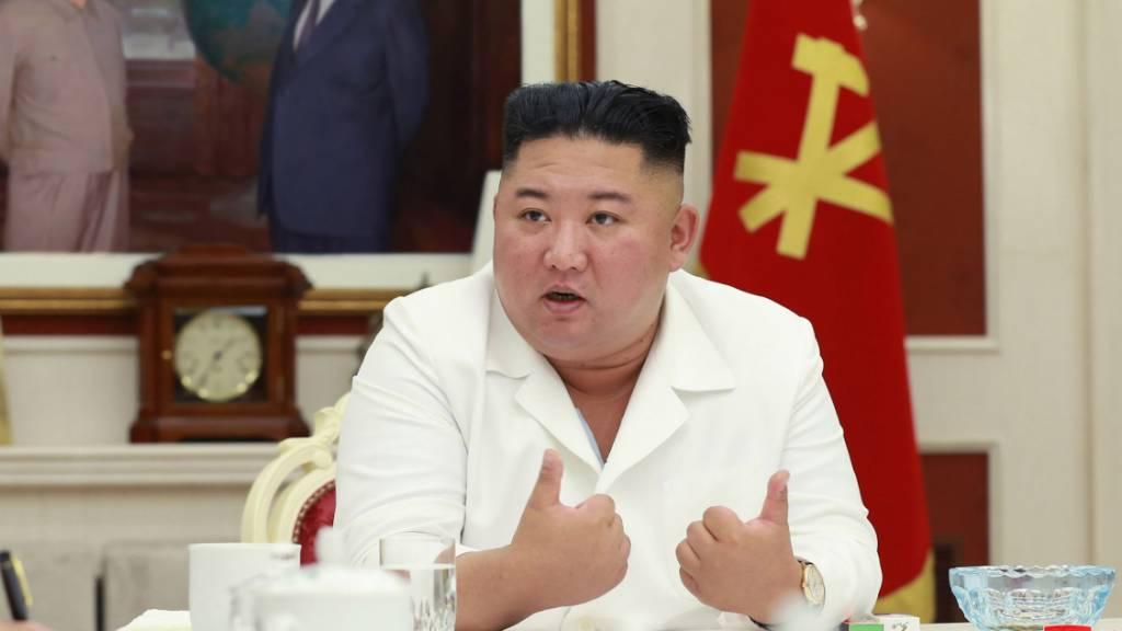 Nordkorea beschliesst Soforthilfe für abgeriegelte Stadt Kaesong