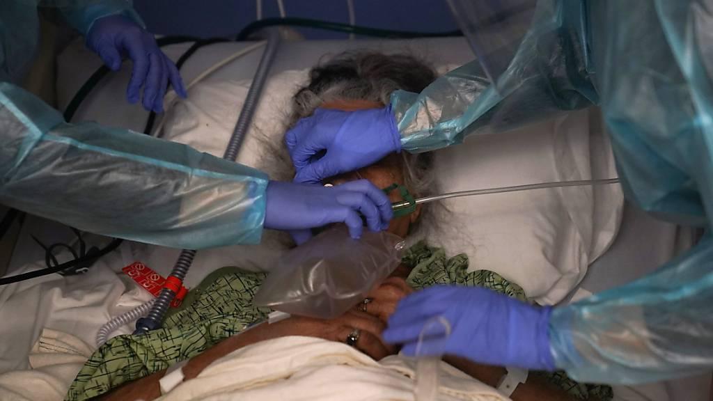 Mehr US-Bürger an Corona gestorben als durch Spanische Grippe