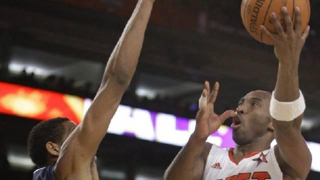 Kobe Bryant einmal mehr nicht zu stoppen