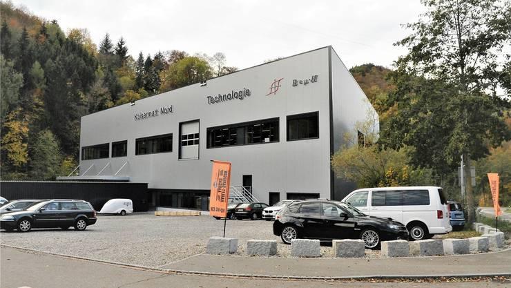 Mit dem neuen Gebäude ist die Lifa-AG laut Georg Senn «total glücklich».