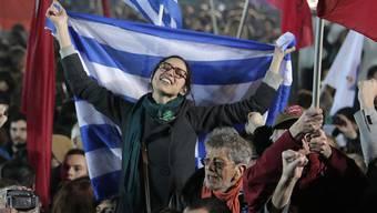 Wahlsieg für die Linke in Griechenland.