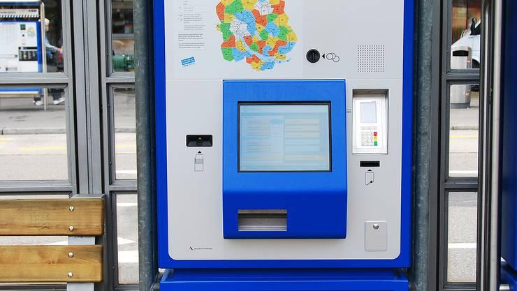 Erfolgreich: die neuen ZVV-Automaten.