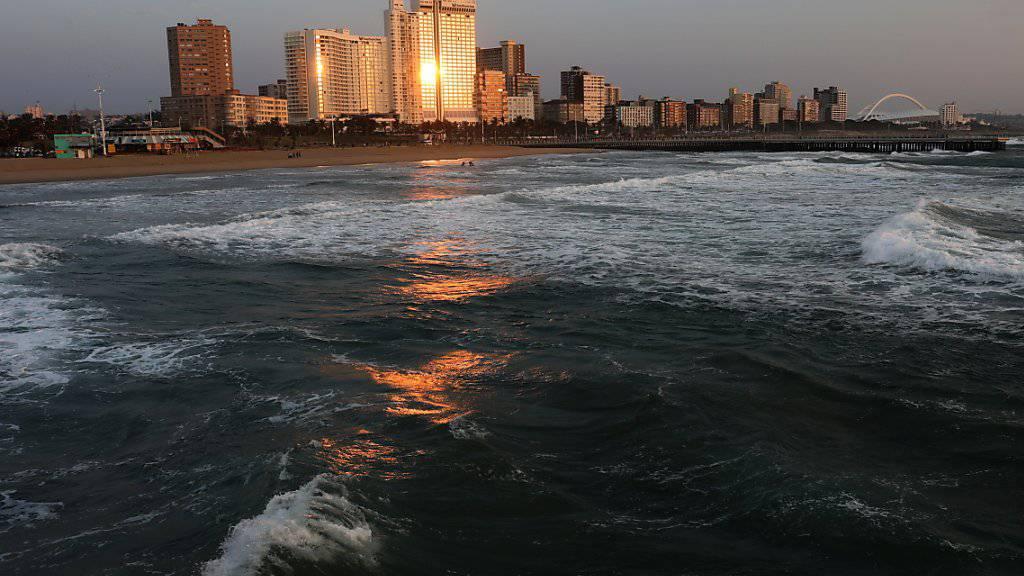Südafrika ist in eine Rezession gerutscht. Im Bild: Durban. (Archivbild)