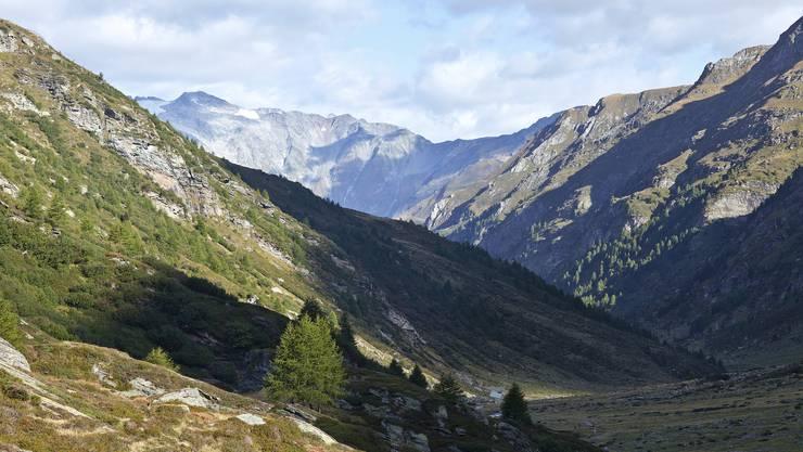 Unberührte Natur im Nordtessiner Val di Carassino: Die SVP sieht grüne Flächen durch die Zuwanderung bedroht.