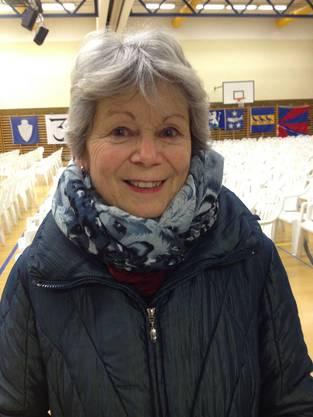 Trudi Roth, Bad Zurzach