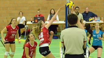 Die Juniorinnen von Sm'Aesch Pfeffingen und Gym Leonhard konnten sich für das Finalturnier in Neuenburg qualifizieren.