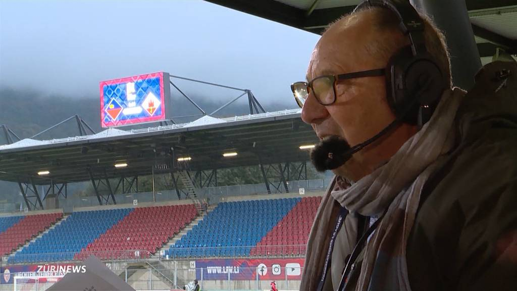 Beni Thurnheer kehrt als Fussballkommentator zurück