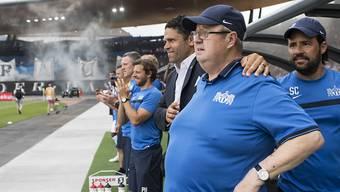Masseur Hermann Burgermeister verlässt den FC Zürich nach 42 Jahren