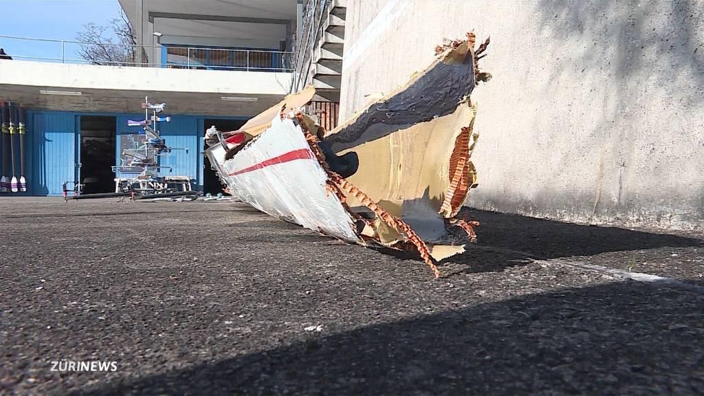 Tödlicher Unfall bei Birsfelden: Frachtschiff kracht in Ruderboot