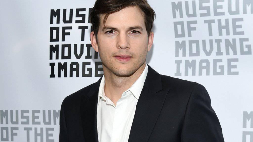 Ashton Kutcher weiss, was es heisst, berühmt zu sein: Vor den negativen Seiten des Showbusiness will der Schauspieler seine Tochter bewahren. (Archivbild)