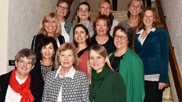 Die Delegation der BPW Olten