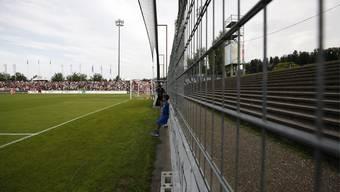 Der Gästesektor wird am Mittwoch nicht leer bleiben - so wie hier beim Match gegen den FC Zürich.