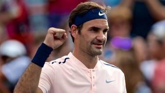 Federer Montreal im Halbfinal