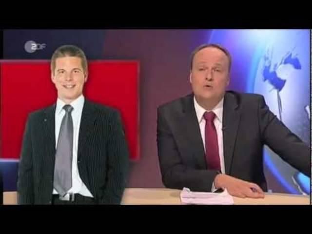 Von der souveränänität der Schweiz: Erich Hess in der Heute-Show von ZDF