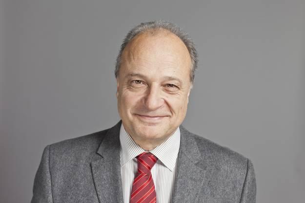Filippo Leutenegger (FDP) kämpft auch ums Stadtratspräsidium.