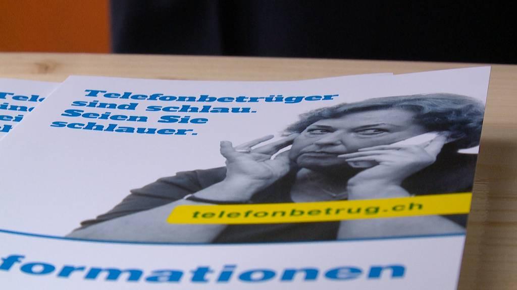 Trickbetrüger knöpfen Opfer 3,6 Millionen Franken ab