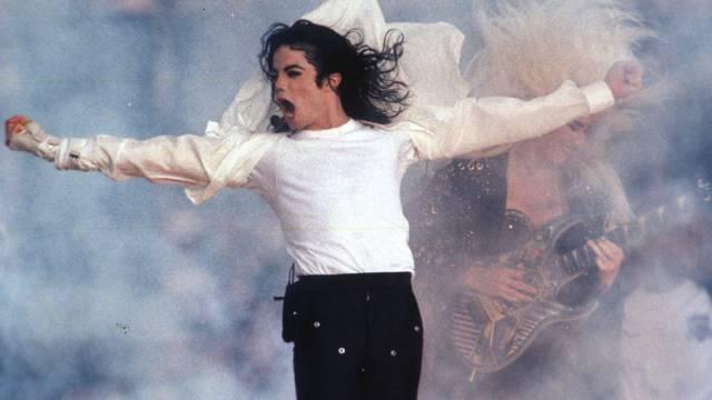 Michael Jackson im Jahr 1993 (Archiv)